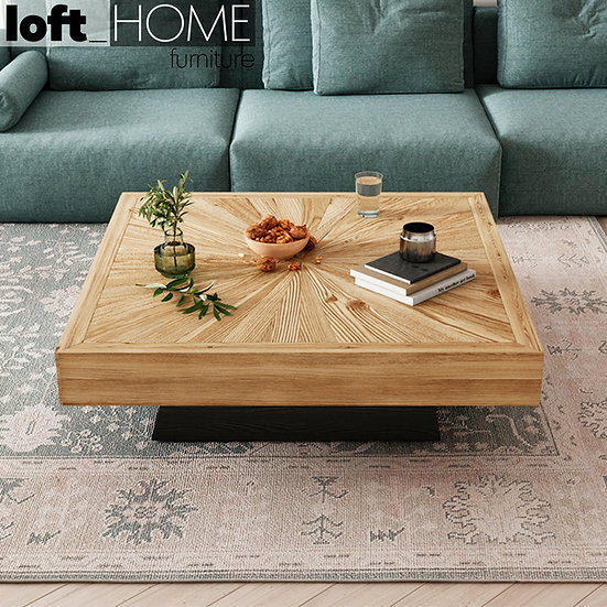 Coffee Table - RADIAL