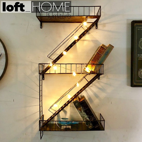 Wall Shelf – London Stairs