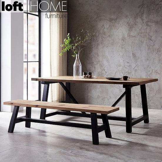 Cedarwood Dining Table – TAMATI