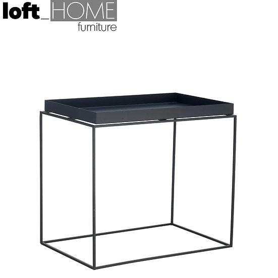 Side High Table – Black