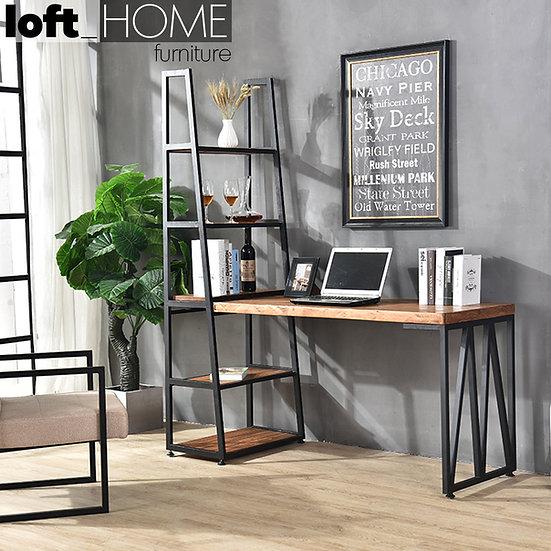 Study Table With Shelf Set – Mysteel