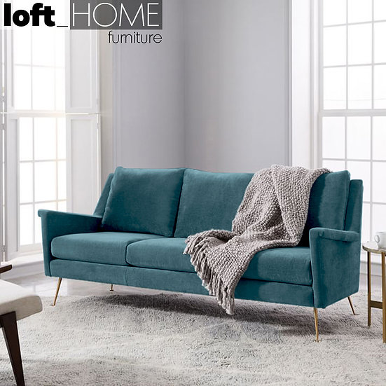 Fabric Sofa - Wayne