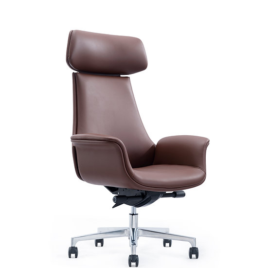 Genuine Leather Office Chair – CHRO