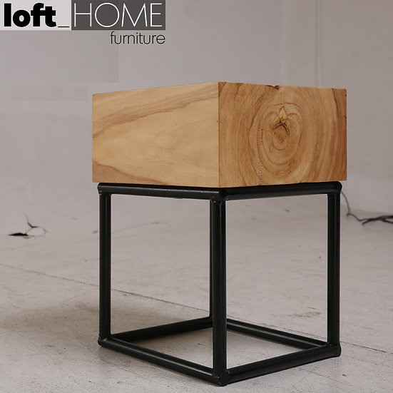 Square Stool – Country