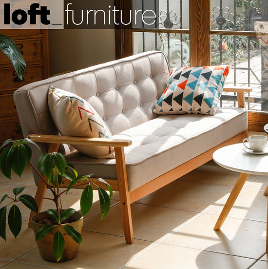 Sofa – Fine Linen