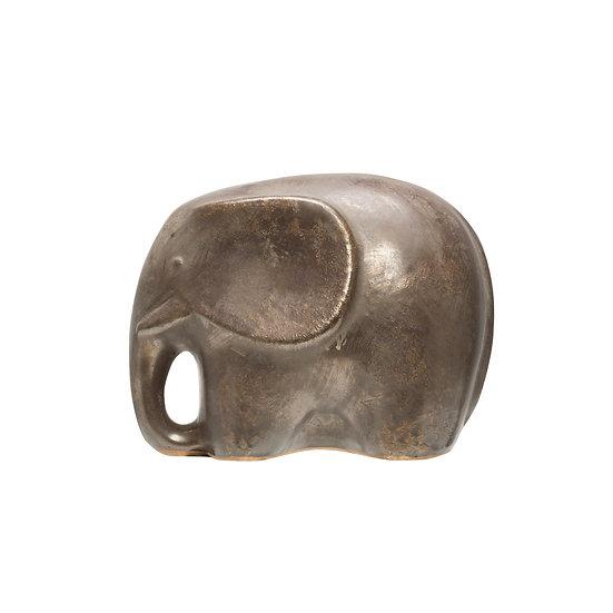 Terra Cotta Elephant