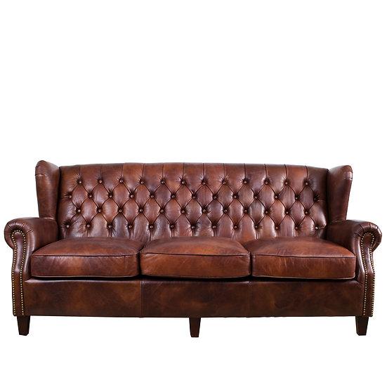 Full Genuine Leather Sofa – FRANCO