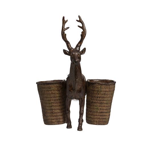 Resin Deer Utility Cup