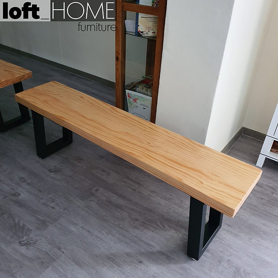 Dining Bench - SLOPE