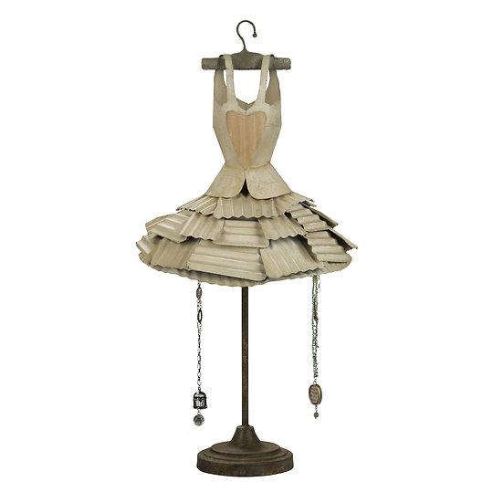 Metal Dress Form w/ Hooks