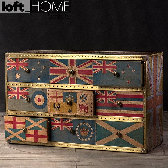 Chest of Drawer – JET UK FLAG