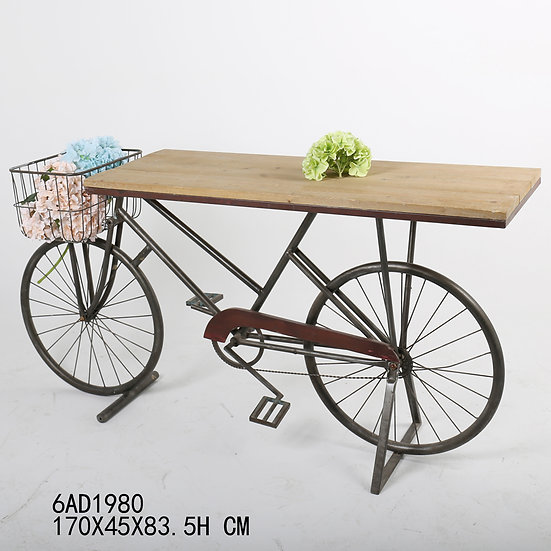 Side Table – Bicycle