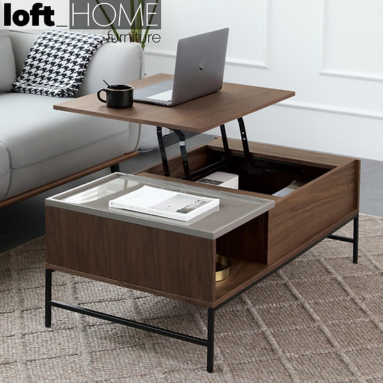 Lift Top Coffee Table – LIAM