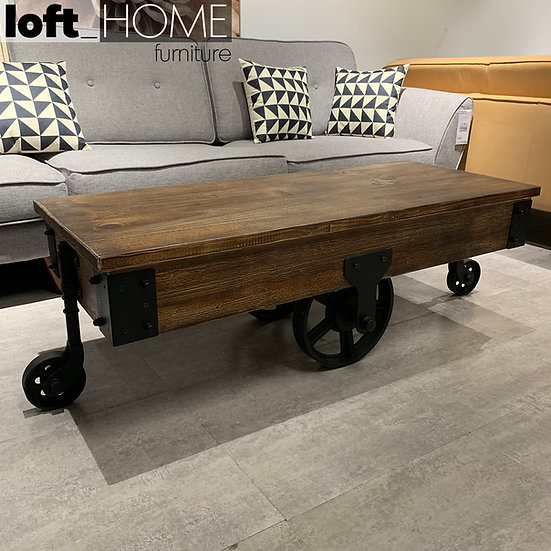 Coffee Table – Industrial