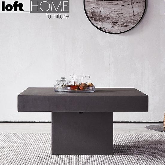 Concrete Coffee Table - RANK