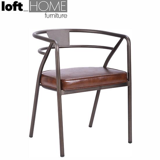Dining Chair – Sanctum Round Armrest