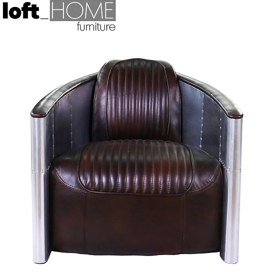 Genuine Leather Sofa – AIRCRAFT
