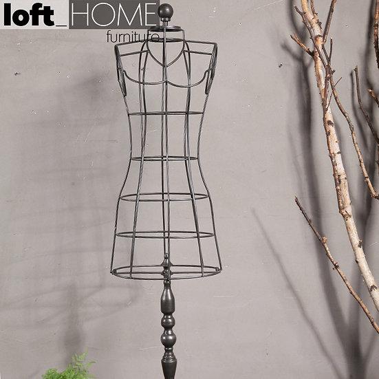 Loft Decor-Iron Model