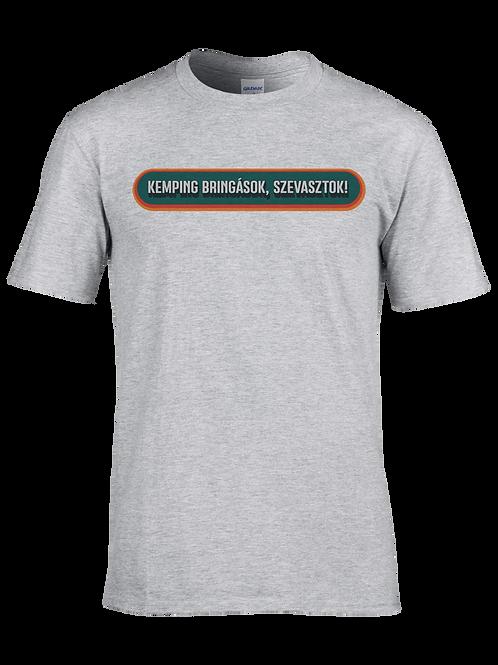 """""""Camping bikers"""" Men's T-Shirt"""