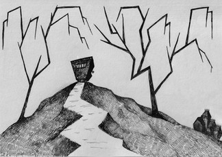 "Illustration for ""Wolf Alice"""