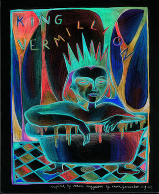 King vermillion