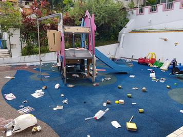 Waste Waste Everywhere!