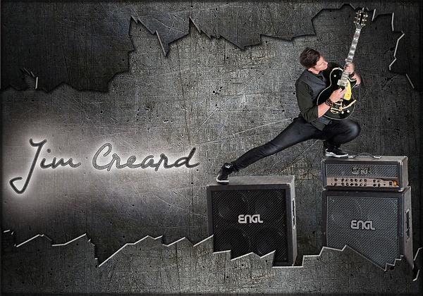 Jim Creard E Guitar
