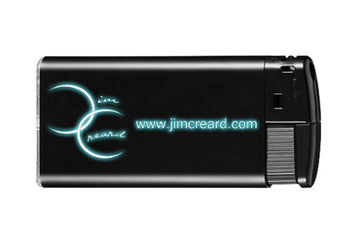 Piezo lighter Jim Creard