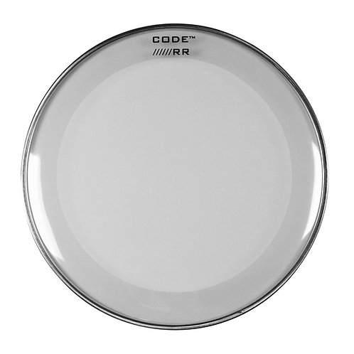 "16"" Code Reso Ring (RR) Bass Drum Head (for Tom Conversions)"