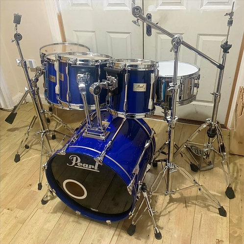 Fully Refurbished Pearl Session Elite Drum Kit