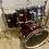 Thumbnail: Fully Refurbished Pearl EXR Drum Kit (Red Strata)