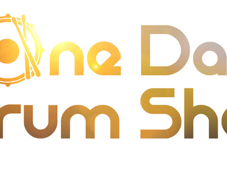 Introducing: One Day Drum Shop