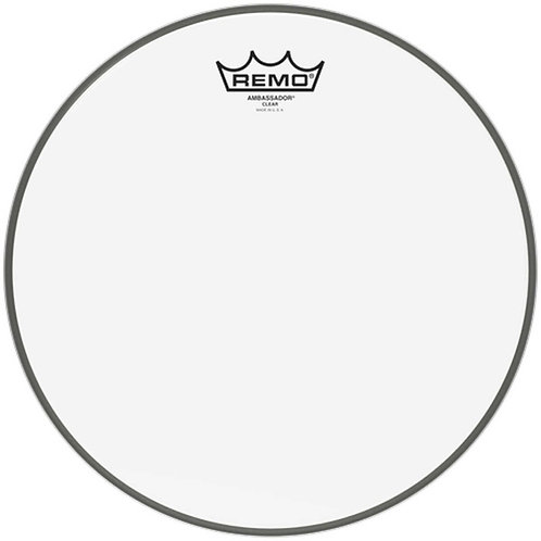 "12"" Remo Ambassador Clear Head (No Box)"