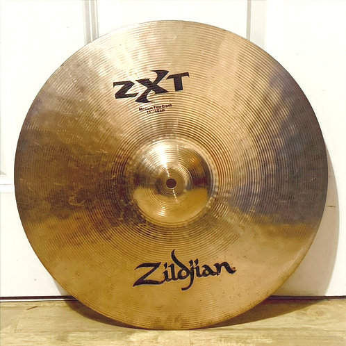 "16"" Zildjian ZXT Medium Thin Crash (1)"