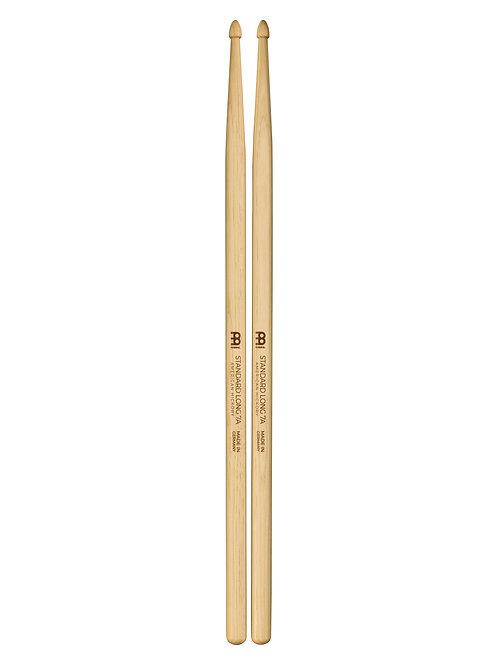 NEW Meinl 7A Standard Long American Hickory Sticks