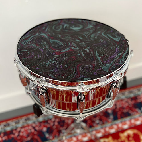 "14"" Forest Snare Drum Towel"