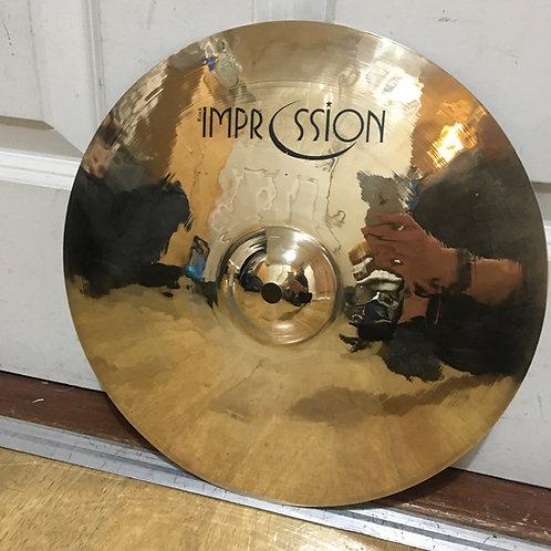 "12"" Impression Rock Splash Hand Hammered (New)"