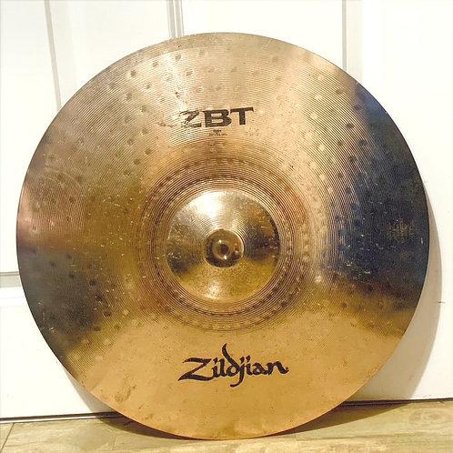 """20"""" Zildjian ZBT Ride"""