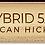 Thumbnail: NEW Meinl 5A American Hickory Hybrid Sticks