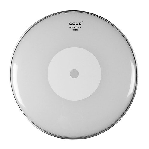 """13""""/14"""" Code Sterling TRS Twin Ply Smooth/Genetic Snare Drum Head"""