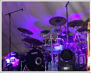 Dave Harris drummer