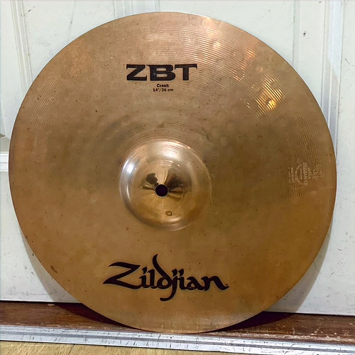 "14"" Zildjian ZBT Crash"