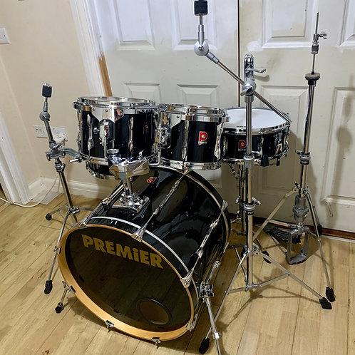 Fully Refurbished Premier Cabria Drum Kit