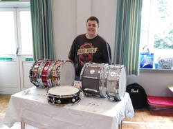 Leanne from Black Shed Drums