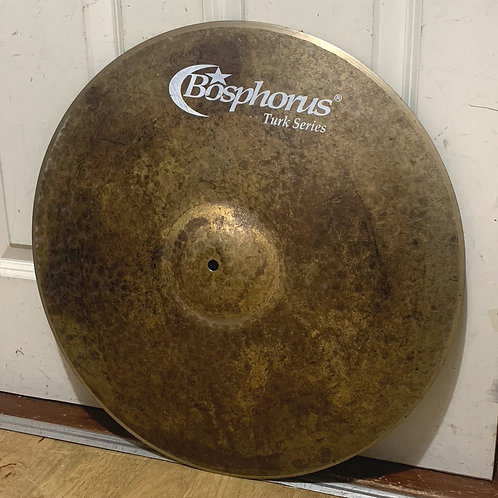 "20"" Bosphorus Turk Series Ride"