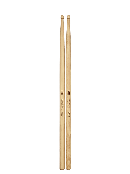 NEW Meinl 5A American Hickory Hybrid Sticks