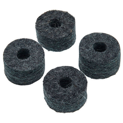 Gibraltar Cymbal Felts Large (4 pack) [SC-CFL/4]
