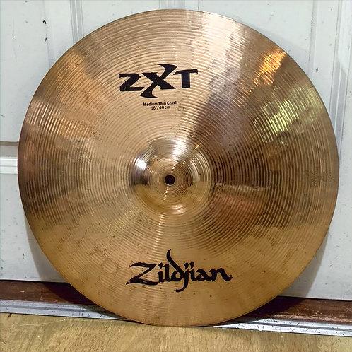 "16"" Zildjian ZXT Medium Thin Crash"