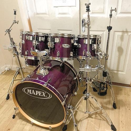 Fully Refurbished 6 Piece Mapex M Series Drum Kit