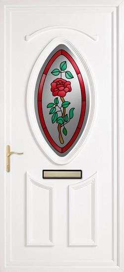 Hemingford cameo rose